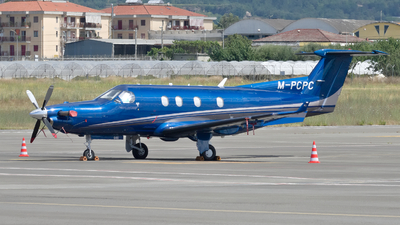 M-PCPC - Pilatus PC-12/45 - Private