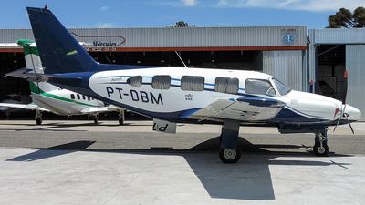 PT-DBM - Piper PA-31-310 Navajo - Private
