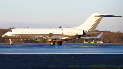 VP-CKM - Bombardier BD-700-1A10 Global Express XRS - Private