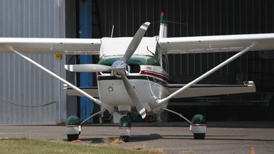 ZK-KVZ - Cessna U206G Stationair 6 - Private