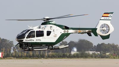 HU.26-02 - Eurocopter EC 135P2+ - Spain - Guardia Civil