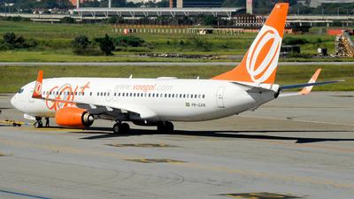 A picture of PRGXN - Boeing 7378EH - GOL Linhas Aereas - © Renan Araújo