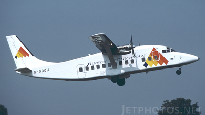 G-OBOH - Short 360 - Jersey European Airways