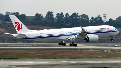 B-307C - Airbus A350-941 - Air China