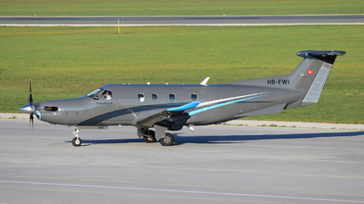 HB-FWI - Pilatus PC-12/47E - Private