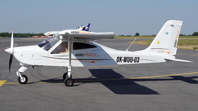 OK-WUU-03 - Tecnam P92 Echo Classic - Aero Prague