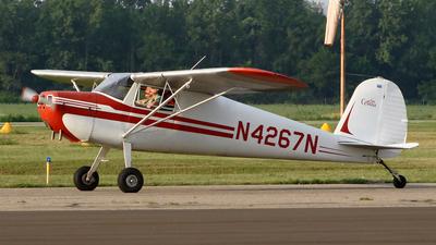 N4267N - Cessna 120 - Private