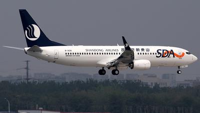 B-1439 - Boeing 737-85N - Shandong Airlines