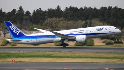 JA891A - Boeing 787-9 Dreamliner - All Nippon Airways (Air Japan)