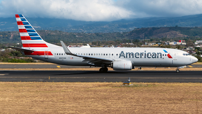 A picture of N885NN - Boeing 737823 - American Airlines - © Cristian Quijano