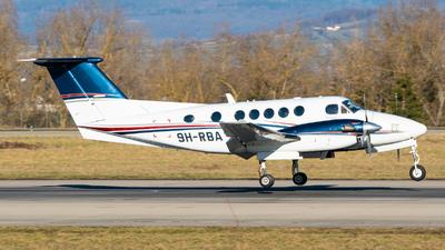 9H-RBA - Beechcraft B200GT Super King Air - Tyrolean Jet Services