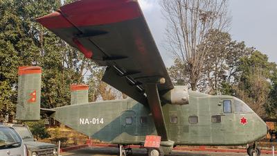 NA-014 - Short SC-7 Skyvan - Nepal - Air Force