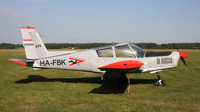 HA-FBK - Zlin 43 - Private