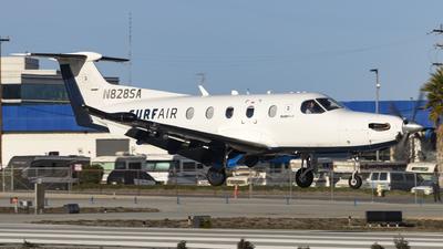 N828SA - Pilatus PC-12/47E - SurfAir