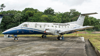 PP-PTB - Embraer EMB-120ER Brasília - Puma Air Linhas Aéreas