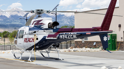 A picture of N942EM - Airbus Helicopters H125 - Reach Air Medical Services - © HA-KLS