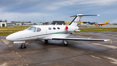 G-LEAC - Cessna 510 Citation Mustang - Private