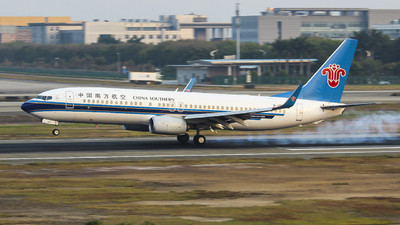 B-1405 - Boeing 737-81B - China Southern Airlines