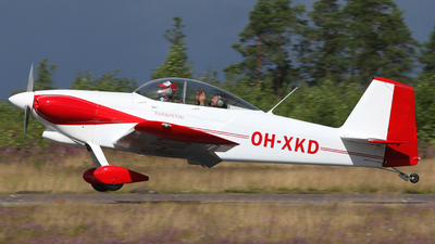 OH-XKD - Vans RV-4 - Private