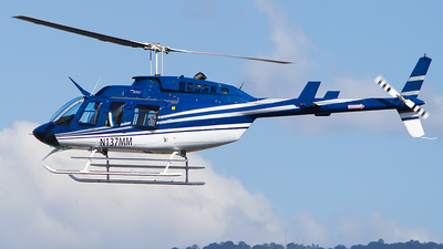 N137MM - Bell 206L-4 LongRanger - Private