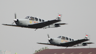 T-2504 - Beechcraft G36 Bonanza - Indonesia - Navy