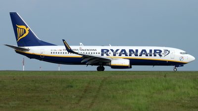 EI-DAJ - Boeing 737-8AS - Ryanair