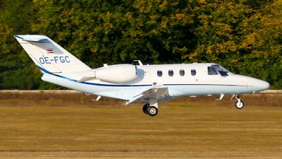 OE-FGC - Cessna 525 CitationJet M2 - Fly Tyrol