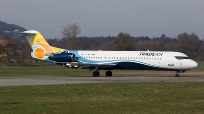 A picture of 9ABTE - Fokker 100 - Trade Air - © Fabian Zimmerli