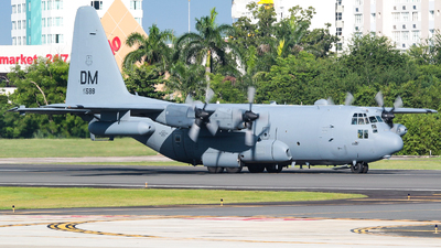 73-1588 - Lockheed EC-130H Hercules - United States - US Air Force (USAF)