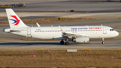 B-1636 - Airbus A320-232 - China Eastern Airlines