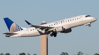 N85355 - Embraer 170-200LR - United Express (Mesa Airlines)
