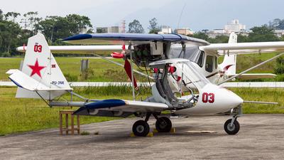 PU-JNK - Aviatika-MAI-890 - Private
