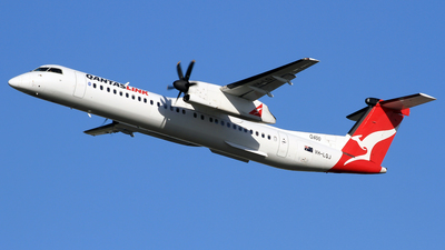 VH-LQJ - Bombardier Dash 8-Q402 - QantasLink (Sunstate Airlines)