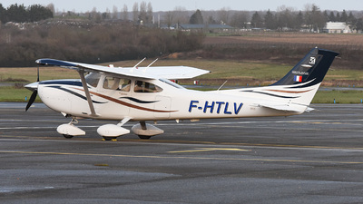 F-HTLV - Cessna 182T Skylane - Private