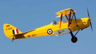 D-EDEM - De Havilland DH-82A Tiger Moth - Private