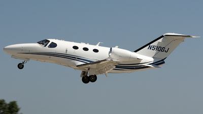 N510GJ - Cessna 510 Citation Mustang - Private