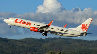 PK-LFS - Boeing 737-9GPER - Lion Air