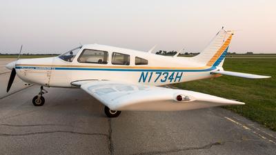 N1734H - Piper PA-28-161 Cherokee Warrior II - Private
