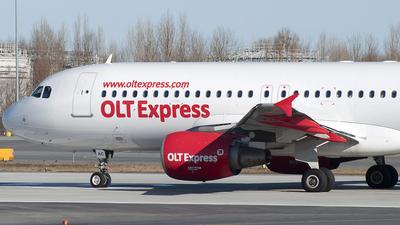 SP-IAC - Airbus A320-214 - OLT Express