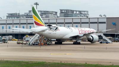 ET-ARH - Boeing 777-F60 - Ethiopian Cargo