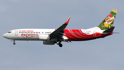 VT-GHK - Boeing 737-86N - Air India Express