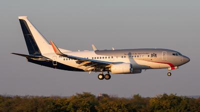 PH-GOV - Boeing 737-700(BBJ) - Netherlands - Government