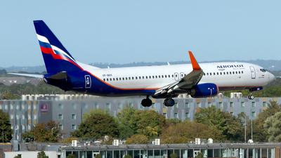 VP-BKK - Boeing 737-8LJ - Aeroflot