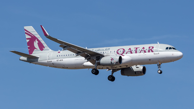 A7-AHX - Airbus A320-232 - Qatar Airways