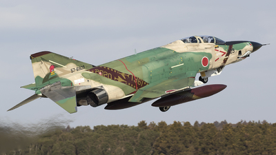 57-6909 - McDonnell Douglas RF-4E Kai Phantom II - Japan - Air Self Defence Force (JASDF)