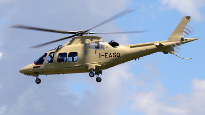 A picture of IEASQ - Leonardo AW109 - [] - © Alberto Cucini