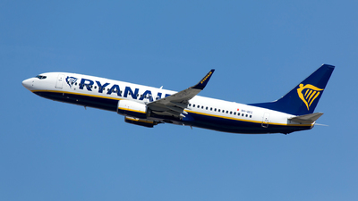 9H-QEC - Boeing 737-8AS - Ryanair (Malta Air)