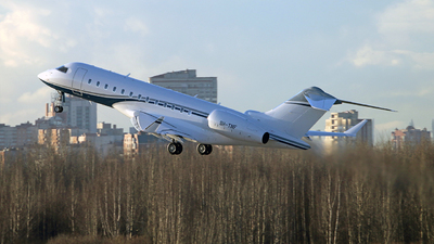 9H-TNF - Bombardier BD-700-1A10 Global 6000 - Albinati Aeronautics