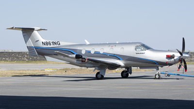 N861NG - Pilatus PC-12/47E - Private
