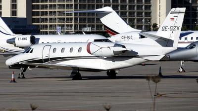 OE-GZK - Cessna 560XL Citation XLS - International Jet Management